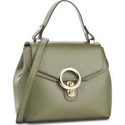 Torebka CREOLE - K10434 Zielony. Zielone torebki klasyczne damskie Creole, ze skóry. W wyprzedaży za 189,00 zł.