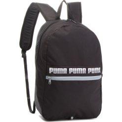 Plecak PUMA - Phase Backpack II 075592  Puma Black 01. Czarne plecaki męskie marki Puma, z materiału. Za 99,00 zł.