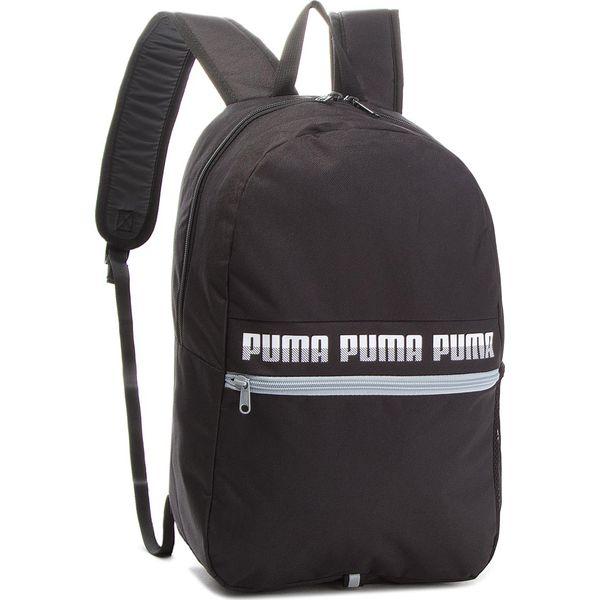 7786e23078b7c Plecak PUMA - Phase Backpack II 075592 Puma Black 01 - Czarne ...