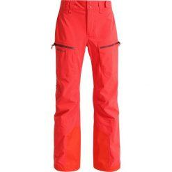 Bryczesy damskie: Marmot AMORA  Spodnie narciarskie tomato