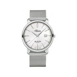 Zegarki męskie: Zegarek męski Atlantic Super De Luxe 64356-41-21
