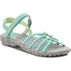 Sandały TEVA - Kayenta 6310 Carmelita Pastel Mint. Zielone sandały damskie Teva, z materiału. W wyprzedaży za 219,00 zł.