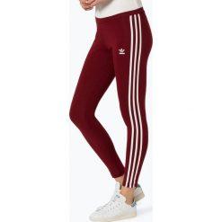 Adidas Originals - Sportowe legginsy damskie, czerwony. Czerwone legginsy sportowe damskie adidas Originals, l. Za 159,95 zł.