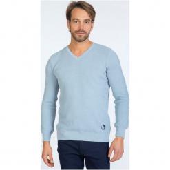 Sir Raymond Tailor Sweter Męski, Xxl, Jasnoniebieski. Szare swetry klasyczne męskie Sir Raymond Tailor, m. W wyprzedaży za 159,00 zł.