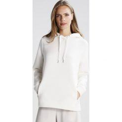 Bluzy rozpinane damskie: someday. UHUDA Bluza z kapturem milk