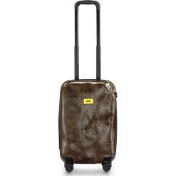 Walizka Surface kabinowa Brown Fur. Brązowe walizki Crash Baggage, z motywem zwierzęcym, małe. Za 999,00 zł.