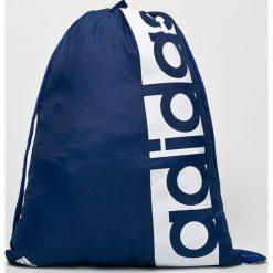 Adidas Performance - Plecak. Niebieskie plecaki damskie adidas Performance, z poliesteru. W wyprzedaży za 39,90 zł.