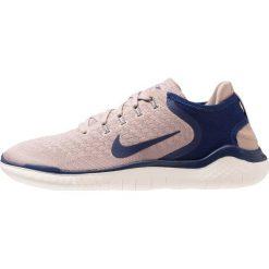 Nike Performance FREE RN 2018 Obuwie do biegania neutralne diffused taupe/blue void/guava ice. Niebieskie buty do biegania męskie Nike Performance, z materiału. Za 459,00 zł.