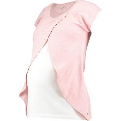 T-shirty damskie: bellybutton STILL Tshirt z nadrukiem temple melange/rose