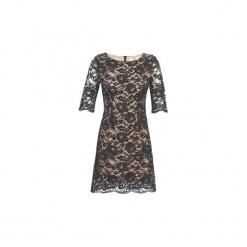 Sukienki krótkie Molly Bracken  FADOLI. Sukienki małe czarne marki Molly Bracken, s, z krótkim rękawem. Za 231,20 zł.