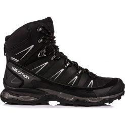 Buty trekkingowe męskie: Salomon Buty męskie X Ultra Trek GTX Black/Black/Autobahn r. 42 (378387)