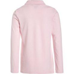 Polo Ralph Lauren Koszulka polo hint of pink. Niebieskie bluzki dziewczęce bawełniane marki Adidas, z kontrastowym kołnierzykiem, z krótkim rękawem. W wyprzedaży za 136,95 zł.