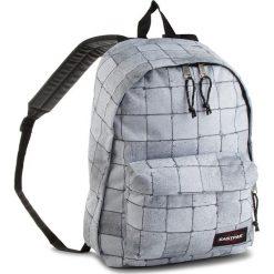 Plecak EASTPAK - Out Of Office EK767 Cracked White 67T. Szare plecaki męskie Eastpak, z materiału, sportowe. Za 259,00 zł.