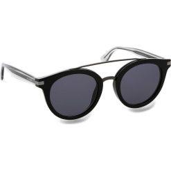Okulary przeciwsłoneczne TOMMY HILFIGER - 1517/S Black 807. Czarne okulary przeciwsłoneczne damskie lenonki TOMMY HILFIGER. W wyprzedaży za 449,00 zł.