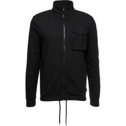 Bejsbolówki męskie: Burton Menswear London POCK FUNN Bluza rozpinana black