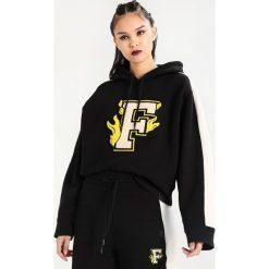 Fenty PUMA by Rihanna Bluza z kapturem black. Czarne bluzy rozpinane damskie Fenty PUMA by Rihanna, xs, z bawełny, z kapturem. W wyprzedaży za 569,25 zł.