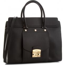 Torebka FURLA - Metropolis Magia 962938 B BOO4 VFO Onyx. Czarne torebki klasyczne damskie Furla, ze skóry, duże. W wyprzedaży za 2019,00 zł.