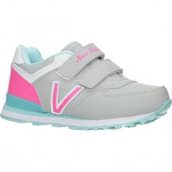 Szare buty sportowe na rzepy Casu FA334N. Szare buciki niemowlęce Casu, na rzepy. Za 59,99 zł.