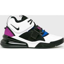 Nike Sportswear - Buty Air Force 270. Szare buty skate męskie Nike Sportswear, z materiału, na sznurówki. W wyprzedaży za 599,90 zł.
