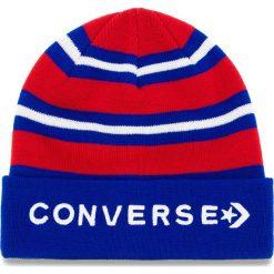 Czapka CONVERSE - 610009 Blue. Czerwone czapki męskie Converse, z materiału. Za 89,00 zł.