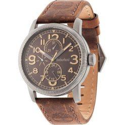 """Zegarki męskie: Zegarek kwarcowy """"Erving"""" w kolorze brązowo-srebrnym"""