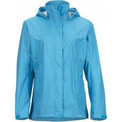 Marmot Wm's Precip Jacket Oceanic Xs. Niebieskie kurtki damskie softshell Marmot, m. W wyprzedaży za 379,00 zł.