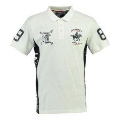 """T-shirty chłopięce z krótkim rękawem: Koszulka polo """"Kevian"""" w kolorze białym"""