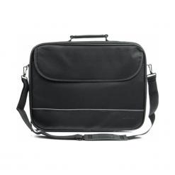 Accura ProOffice Carlo ACC6003 15,6'' czarna. Czarne plecaki męskie Accura, w paski. Za 49,90 zł.