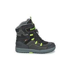 Śniegowce Dziecko Kangaroos  ADRIAN. Brązowe buty zimowe chłopięce marki MEINDL. Za 247,20 zł.