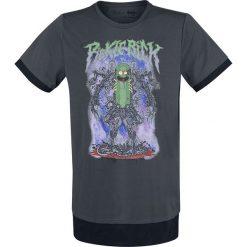 T-shirty męskie: Rick And Morty Brutal Rick T-Shirt czarny