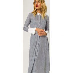 Sukienki hiszpanki: IVY & OAK DRESS Sukienka koszulowa navy blue