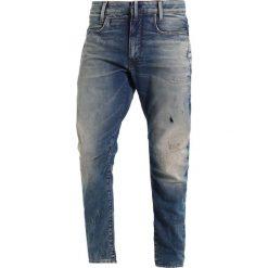 GStar DSTAQ 3D SUPER SLIM Jeansy Relaxed Fit aged restored. Szare jeansy męskie relaxed fit marki G-Star. W wyprzedaży za 577,85 zł.