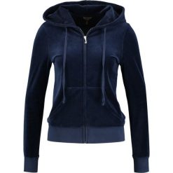Bluzy rozpinane damskie: Juicy Couture ROBERTSON  Bluza rozpinana dark blue