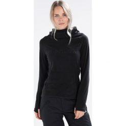 Bluzy polarowe: Bench OVERHEAD HOODY Bluza z polaru black beauty