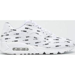 Nike Sportswear - Buty Air Max 90 Premium. Brązowe halówki męskie Nike Sportswear, z materiału. Za 599,90 zł.