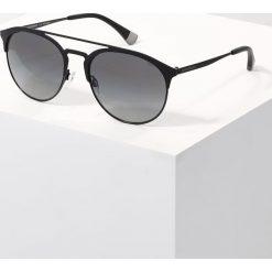 Emporio Armani Okulary przeciwsłoneczne polar grey gradient. Szare okulary przeciwsłoneczne damskie lenonki marki Emporio Armani. Za 699,00 zł.