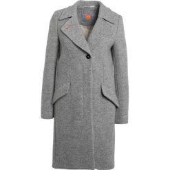 Płaszcze damskie pastelowe: BOSS Orange ONATI Płaszcz wełniany /Płaszcz klasyczny medium grey