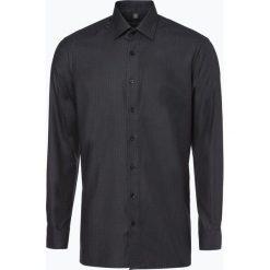Finshley & Harding - Koszula męska, szary. Czarne koszule męskie marki Finshley & Harding, w kratkę. Za 89,95 zł.