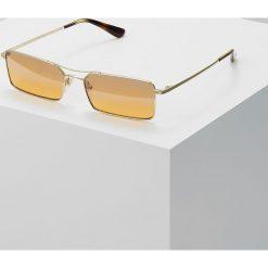 VOGUE Eyewear Okulary przeciwsłoneczne pale goldcoloured. Żółte okulary przeciwsłoneczne damskie aviatory VOGUE Eyewear. Za 579,00 zł.