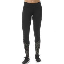 Spodnie damskie: Asics Legginsy damskie Race Tight czarne r. S (141232-1179)
