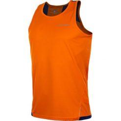 Koszulka do biegania męska BROOKS REV SINGLET III / 210564819 - koszulka do biegania męska BROOKS REV SINGLET III. Czerwone koszulki sportowe męskie marki Brooks, m, bez rękawów, do biegania. Za 85,00 zł.