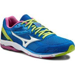 Buty MIZUNO - Wave Aero 14 J1GD153502  Niebieski. Fioletowe buty do biegania damskie marki KALENJI, z gumy. W wyprzedaży za 339,00 zł.