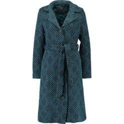 King Louie ALICE COAT BAYOU Płaszcz zimowy black. Niebieskie płaszcze damskie wełniane King Louie, na zimę. W wyprzedaży za 679,20 zł.