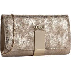 Torebka NOBO - NBAG-C4480-C015 Srebrny. Brązowe torebki klasyczne damskie Nobo, ze skóry ekologicznej. W wyprzedaży za 119,00 zł.