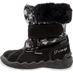 Buty zimowe damskie: Primigi Śniegowce nero/argento