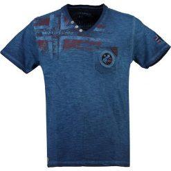 """T-shirty chłopięce z nadrukiem: Koszulka """"Jespote"""" w kolorze niebieskim"""