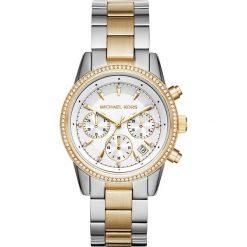 Zegarek MICHAEL KORS - Ritz MK6474 Silver/Gold/Silver. Szare zegarki damskie Michael Kors. Za 1290,00 zł.