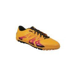 Buty do piłki nożnej adidas  X 15.3 TF S74660. Brązowe buty skate męskie Adidas, do piłki nożnej. Za 159,99 zł.