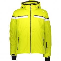Kurtka narciarska w kolorze żółtym. Żółte kurtki męskie marki CMP Men, m, z materiału. W wyprzedaży za 454,95 zł.