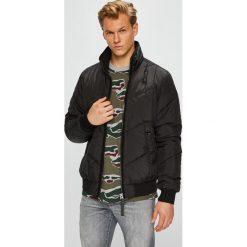 G-Star Raw - Kurtka. Szare kurtki męskie pikowane marki G-Star RAW, l, z elastanu, retro. W wyprzedaży za 679,90 zł.